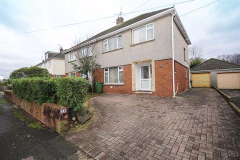 3 bedroom semi-detached house for sale - Heol Erwin, Rhiwbina, Cardiff