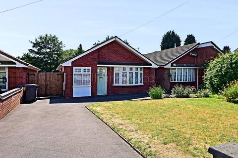 2 bedroom detached bungalow for sale - Chase Road, BURNTWOOD, WS7
