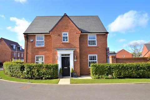 4 bedroom detached house for sale - Symmonds Close, Bollin Park, Wilmslow