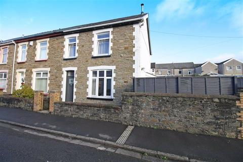 4 bedroom end of terrace house for sale - Glannant Street, Aberdare, Mid Glamorgan