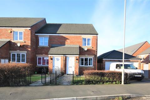 2 bedroom end of terrace house for sale - Kensington Way, Newfield, Chester Le Street