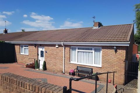2 bedroom semi-detached bungalow for sale - Myrtle Grove, Barry