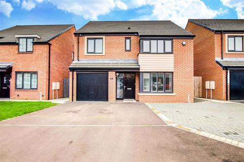 4 bedroom detached house for sale - Walkerfield Court, Walker, Newcastle, NE6