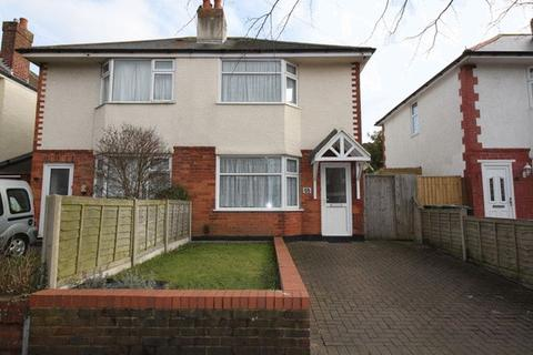 2 bedroom semi-detached house to rent - CHRISTCHURCH