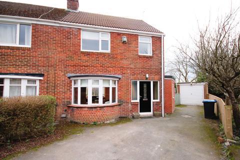 4 bedroom semi-detached house to rent - Deyncourt, Merryoaks, Durham