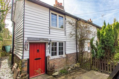 2 bedroom end of terrace house for sale - High Street, Westerham
