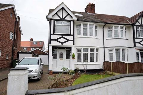 4 bedroom semi-detached house for sale - Pulford Avenue, Prenton, CH43