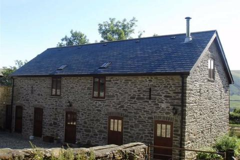 3 bedroom character property to rent - The Cow Shed, Neuadd Ddu, Llangurig, Powys, SY18