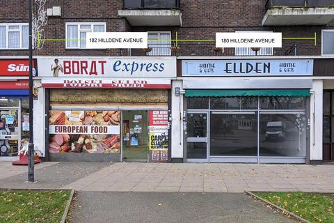 Shop to rent - Hilldene Shopping Centre, 180 Hilldene Avenue, Harold Hill, Romford, Essex