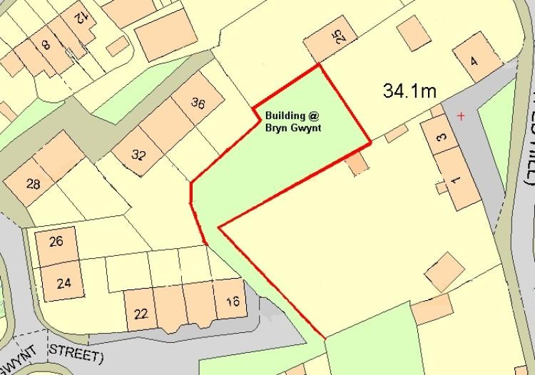 Land Commercial for sale in Bryn Gwynt, Amlwch, Anglesey, North Wales, LL68 9HP