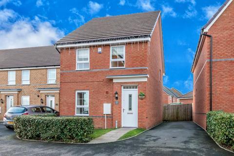 3 bedroom detached house for sale - Hallum Way, Hednesford, Cannock