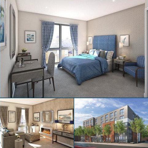1 bedroom retirement property for sale - Battersea Park Road, London, SW11