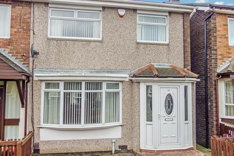3 bedroom terraced house to rent - Benfleet Avenue, Sunderland, Tyne and Wear, SR5 4RA
