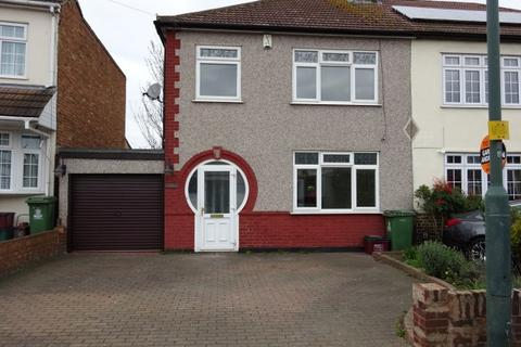 3 bedroom semi-detached house to rent - Bedonwell Road, Bexleyheath DA7
