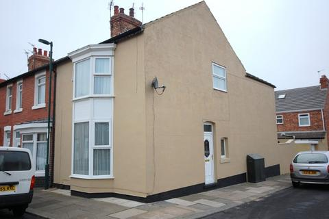 2 bedroom end of terrace house for sale - High Row, Loftus, TS13