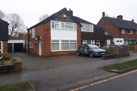 3 bedroom semi-detached house to rent - Fallowfield Road, Solihull