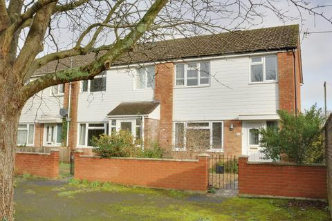 3 bedroom end of terrace house for sale - Romsey