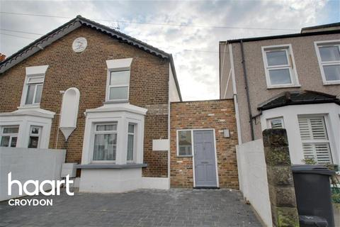 3 bedroom terraced house to rent - Northwood Road, CR7