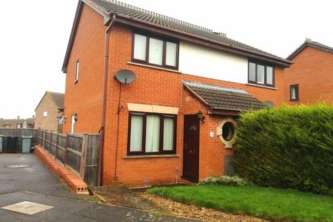 2 bedroom semi-detached house to rent - Regency Gardens, Grantham