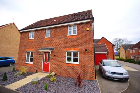 3 bedroom detached house to rent - Lucius Close, North Hykeham