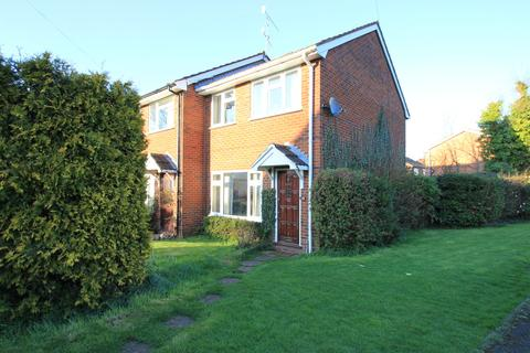 2 bedroom end of terrace house to rent - Market Fields, Eccleshall, Stafford, Staffordshire