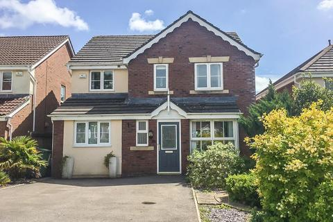 4 bedroom detached house for sale - Windsor Clive Drive, St. Fagans
