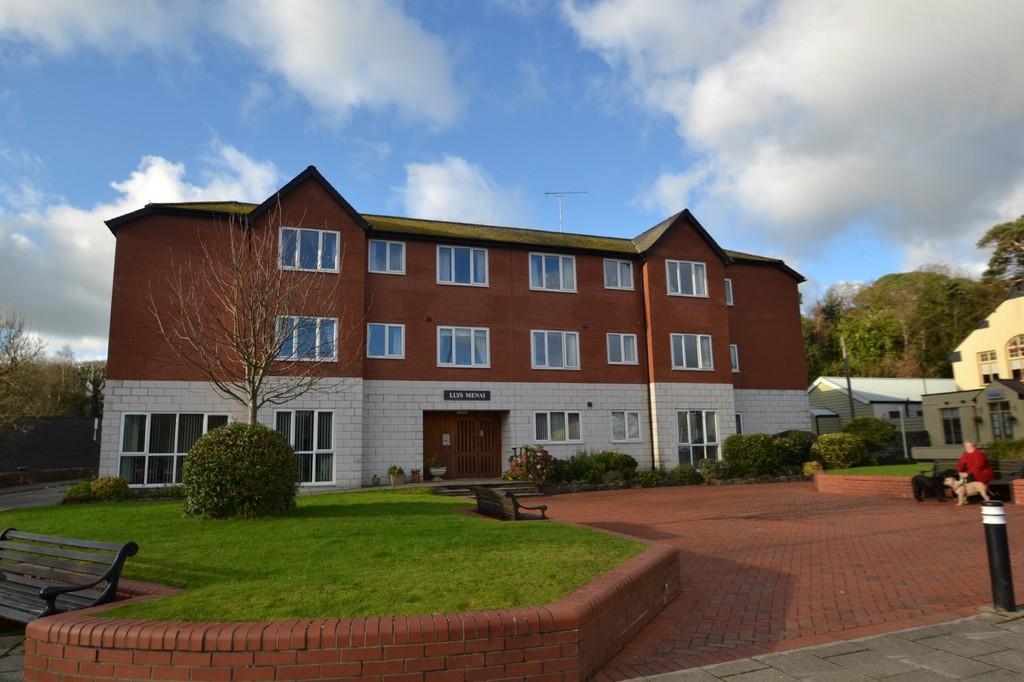 1 Bedroom Ground Flat for sale in Llys Menai, Dale Street, Menai Bridge, North Wales