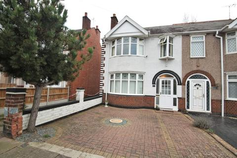 3 bedroom end of terrace house for sale - Wyver Crescent, Coventry