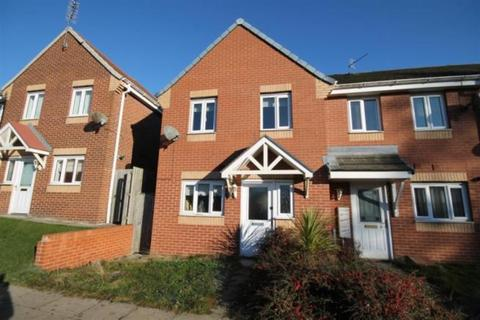 3 bedroom end of terrace house to rent - Sandford Close, Wingate