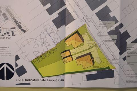 Land for sale - New North Road Attleborough