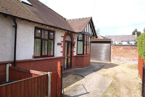 3 bedroom semi-detached bungalow to rent - St Valery, Heysoms Avenue, Greenbank, Northwich, CW8 4AE