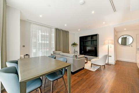 2 bedroom flat to rent - Ostro Tower, Harbour Way, Nr Canary Wharf, London, E14