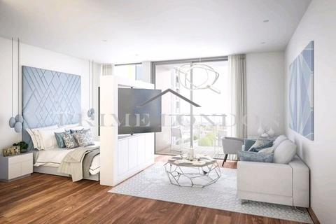 Studio for sale - Maine Tower, Harbour Central, Canary Wharf