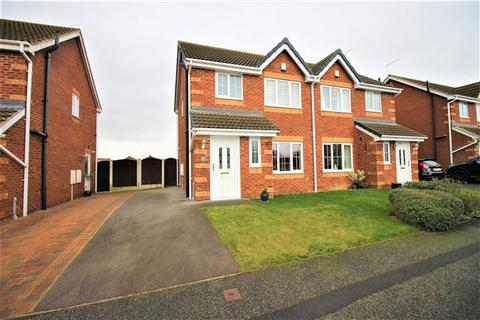 3 bedroom semi-detached house to rent - Parklands View, Aston, Sheffield, S26 2GW