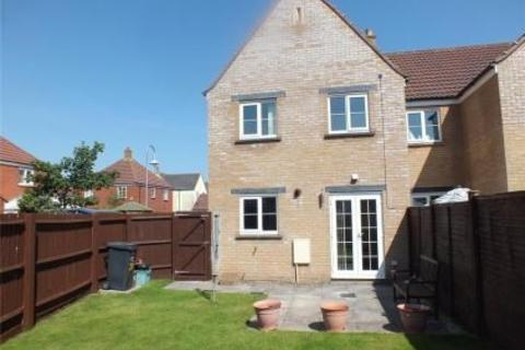 3 bedroom end of terrace house to rent - The Burrows, St Georges, Weston-Super-Mare, BS22