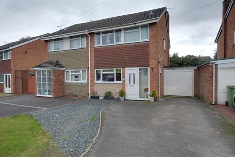3 bedroom semi-detached house for sale - Barnes Road, Stafford, ST17 9RP