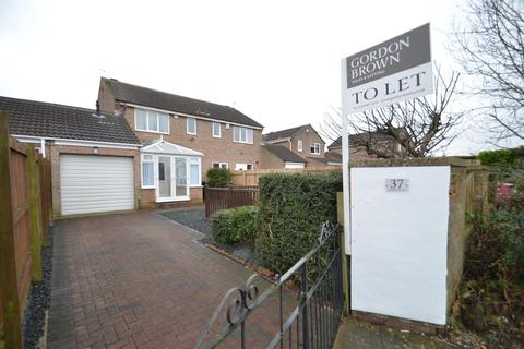 3 bedroom semi-detached house to rent - Seaton Close, Wardley