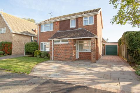 4 bedroom detached house for sale - Repton Close, Broadstairs