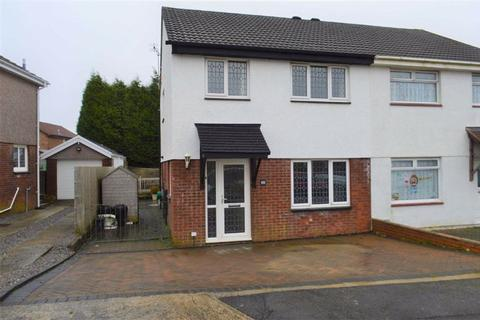 3 bedroom semi-detached house for sale - Huntington Way, Tycoch, Swansea