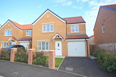 4 bedroom detached house for sale - Glanville Drive, Houghton Le Spring