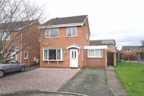 3 bedroom detached house for sale - 11, Campbell Close, Oswestry, Shropshire, SY11