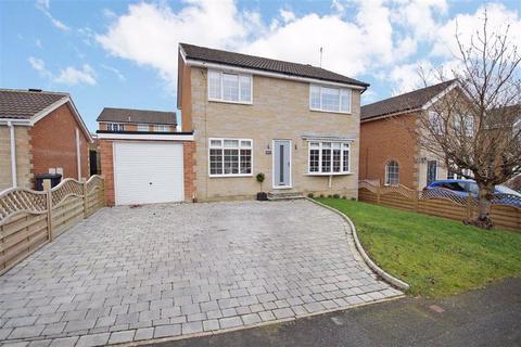 4 bedroom detached house for sale - Westville Oval, Harrogate, North Yorkshire