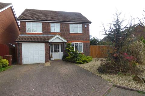 4 bedroom detached house to rent - Stroykins Close Grimsby
