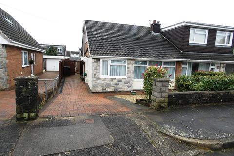 2 bedroom semi-detached bungalow for sale - Coed Bach, Pencoed, Bridgend, CF35 6TF