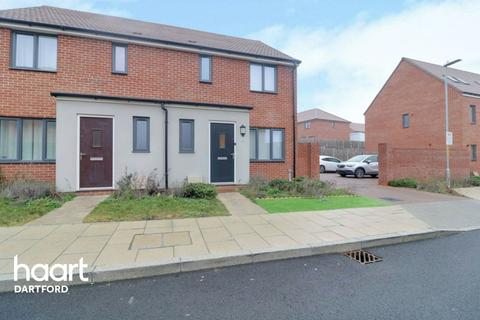 3 bedroom semi-detached house for sale - Swann Street, Swanscombe