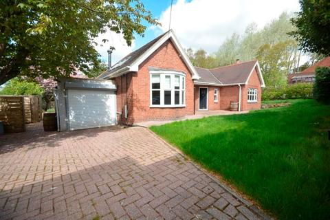 3 bedroom detached bungalow for sale - a Cutlers Hall Road, Consett, DH8