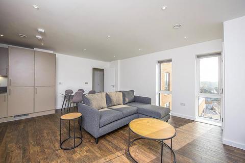 2 bedroom apartment to rent - Mondrian House, Cezanne Road, London W3