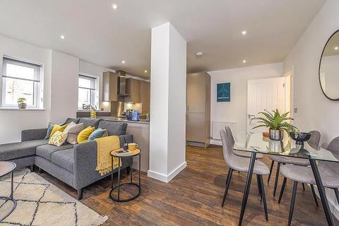 2 bedroom apartment to rent - Mondrian House, Cezanne Road, W3