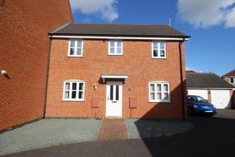 3 bedroom end of terrace house to rent - Tom Childs Close, Grantham