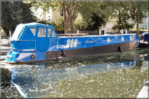 1 bedroom property for sale - Water Bull, Little Venice, London, W2 6NE - STUNNING NARROW BOAT
